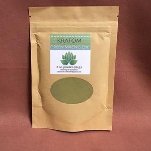 Green Kratom Powder